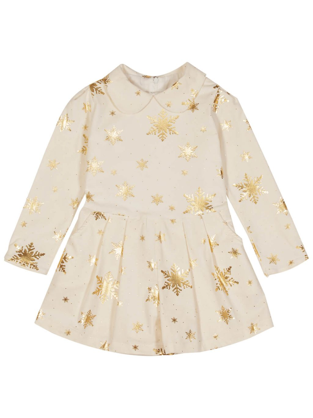Playsuit Snowflakes