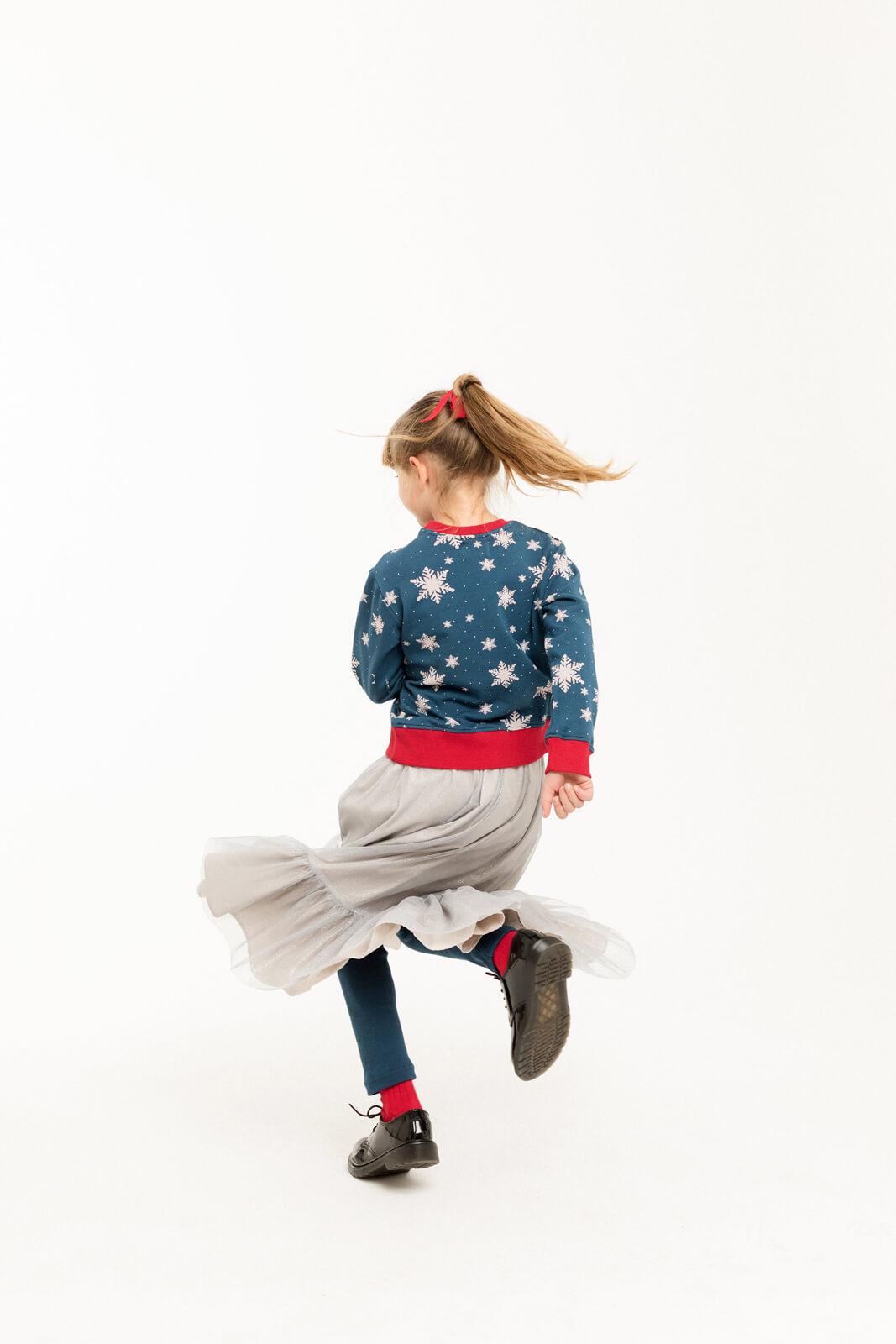 """Maxi Skirt """"The Snowflake"""""""