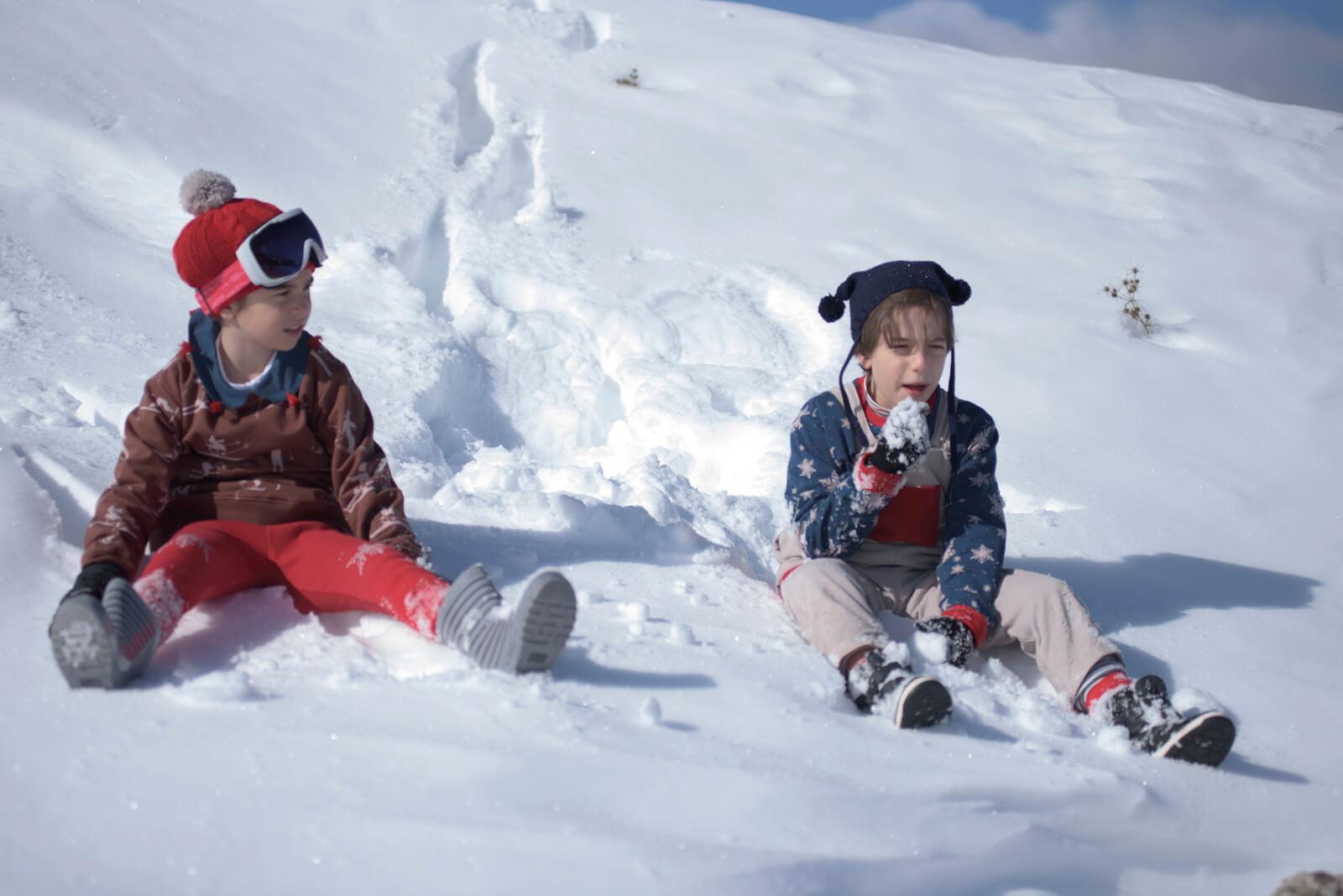 Jumper Snowflkakes