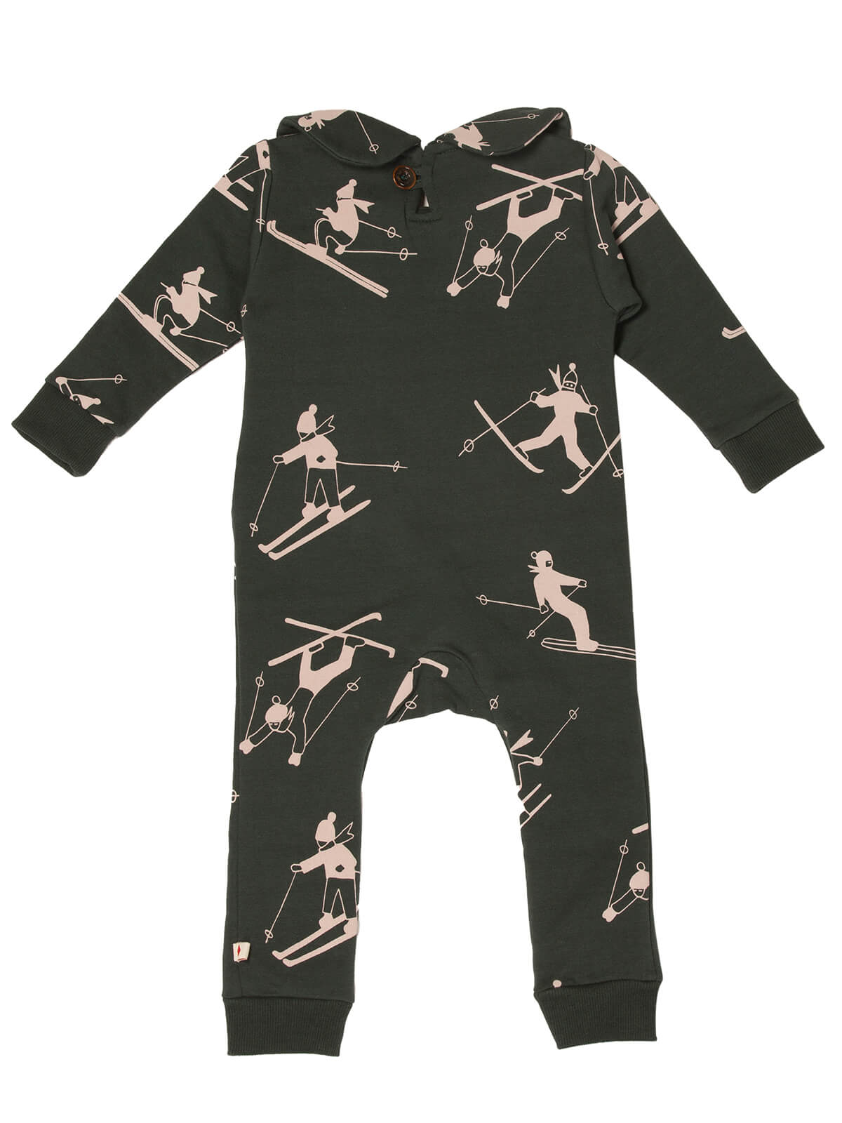 Baby Jumpsuit Skiers