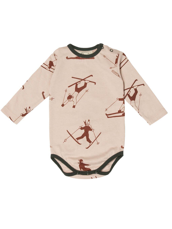 Baby Body Skiers