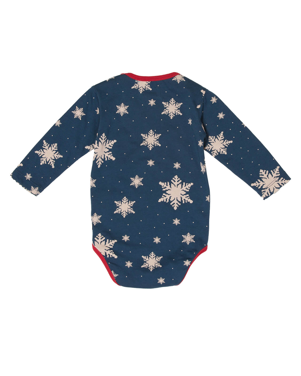 Baby Body Snowflake