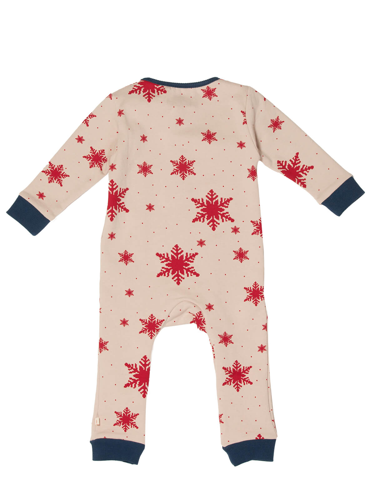 Baby Jumpsuit Snowflakes